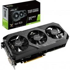 Asus GeForce GTX1660 6144Mb TUF3 Advanced GAMING