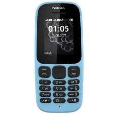Nokia 105 New Dual Blue