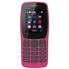 Nokia 110 Dual Pink