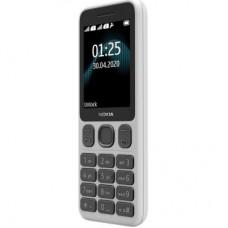 Nokia 125 DS White