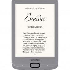 PocketBook 616 Basic Lux2 Silver