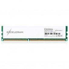 eXceleram E30300A DDR3 4GB 1600 MHz Heatsink White Sark