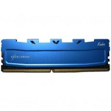 eXceleram EKBLUE3081611A DDR3 8GB 1600 MHz Blue Kudos